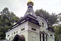 Chasovnya Svyatoy Blazhennoy Ksenii Peterburgskoy, St. Petersburg, Russia