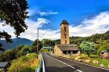 Esglesia de Sant Miquel d'Engolasters, Engolasters, Andorra