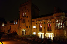 Mansfield College, Oxford, United Kingdom