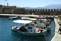 The Venetian Castle of Nafpaktos, Naupactus, Greece