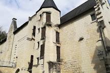 Office de Tourisme Azay-Chinon Val de Loire, bureau d'accueil de Chinon, Chinon, France