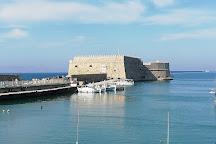 Castello del Molo (Koules), Heraklion, Greece