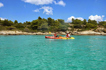 Sea Kayak Halkidiki, Vourvourou, Greece