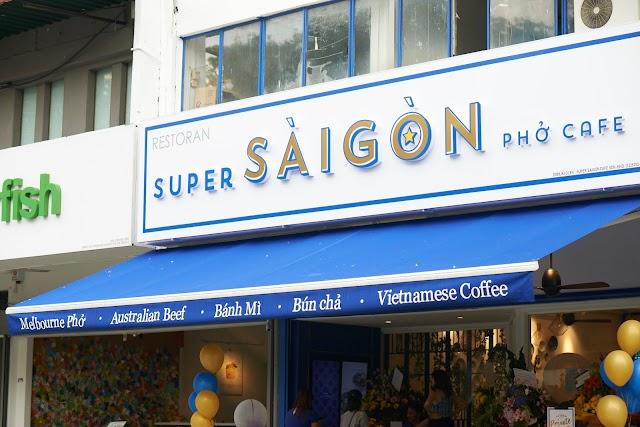 Super Saigon TTDI