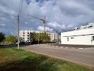 Лукойл, улица генерала Карбышева на фото Волжского