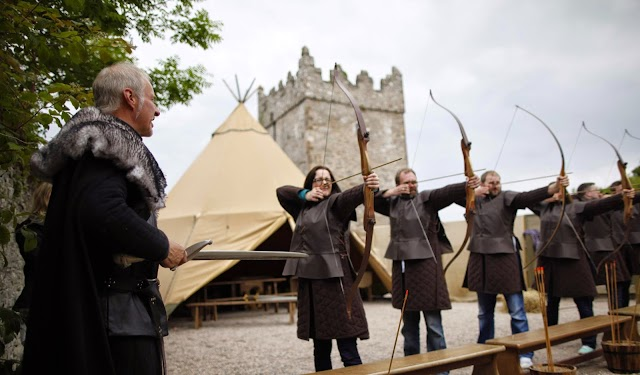 Winterfell Tours- Castle and Demense