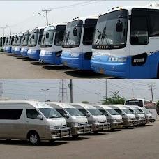 Faisal Movers Express Bus Service dera-ghazi-khan