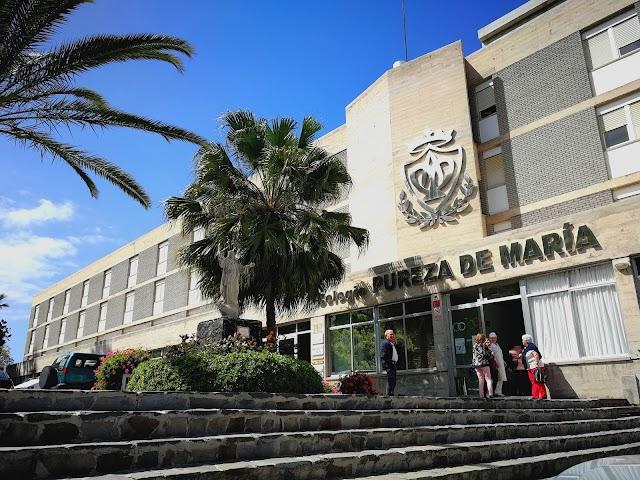 Colegio Pureza de María Los Realejos
