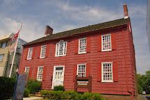 Boxwood Hall, Elizabeth, United States