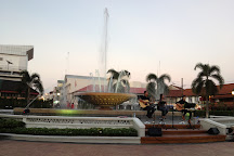 Nam Phou Fountain, Vientiane, Laos
