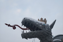 Pamyatnik Drakonu Zilantu, Kazan, Russia
