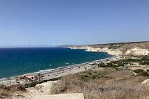 Kourion Beach, Limassol City, Cyprus