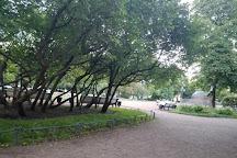 Ostrovsky Square, St. Petersburg, Russia