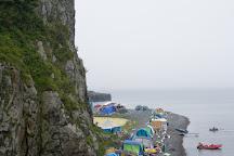 Rikord island, Vladivostok, Russia