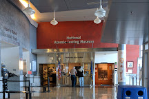 The National Atomic Testing Museum, Las Vegas, United States