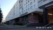 Белагропромбанк №31, улица Максима Богдановича на фото Минска