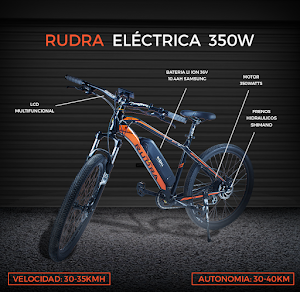 Rudra Electric Bikes 1