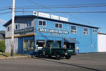 Myrtlewood Factory Outlet Garibaldi, Garibaldi, United States