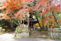 Jindai-ji Temple, Chofu, Japan