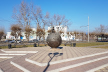 Sculpture Little Prince, Abakan, Russia