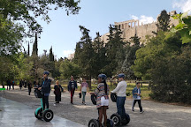 SegYourWay, Athens, Greece
