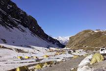 Rohtang Pass, Himachal Pradesh, India