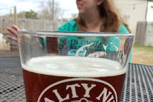Salty Nut Brewery, Huntsville, United States