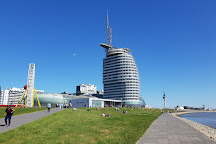 Viewing Platform SAIL City, Bremerhaven, Germany
