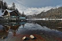 Lago delle Malghette, Madonna Di Campiglio, Italy
