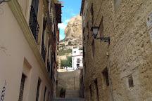 Mt Benacantil, Alicante, Spain