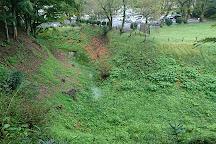 Ruins of Nagashino Castle, Shinshiro, Japan