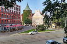 Bastion Hill (Bastejkalns), Riga, Latvia