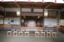 Takabe Shrine, Minamiboso, Japan