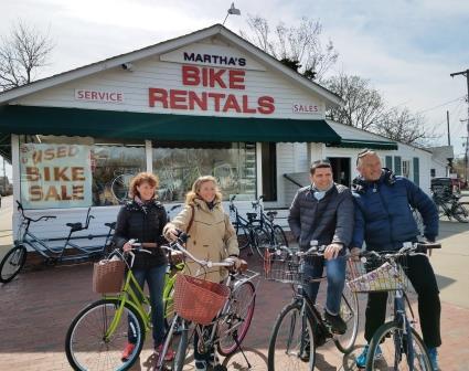 Martha's Bike | Rentals + Sales Since 1989 | Entire Island Delivery