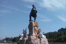 Monumento a Giuseppe Garibaldi, Turin, Italy