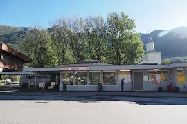 Автобусная станция   Odda busstasjon