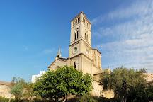 Parroquia de la Inmaculada Concepcion - Sant Magi, Palma de Mallorca, Spain