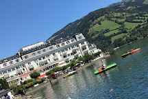 Lake Zell, Zell am See, Austria