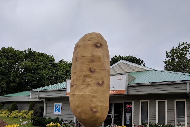Canadian Potato Museum, O'Leary, Canada
