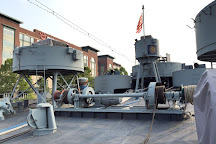 USS LST Ship Memorial, Evansville, United States