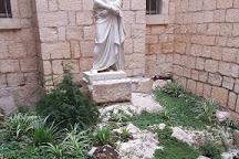 Notre Dame de Sion Ecce Homo Convent, Jerusalem, Israel