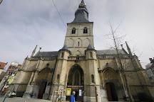 Cathedrale Saint-Quentin, Hasselt, Belgium