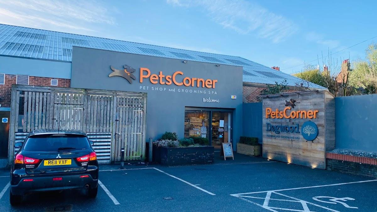 Pets Corner Brighton Preston Park store