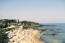 Praia de Sao Pedro do Estoril, Estoril, Portugal