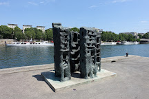 Musee de la Sculpture en Plein Air, Paris, France
