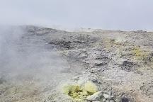 Scalata al Cratere, Isola Vulcano, Italy