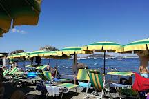La Spiaggia e la Baia di Cartaromana, Ischia, Italy