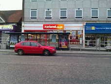 Iceland Foods oxford