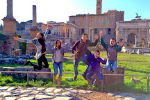 Pinocchio Tours - Rome Tours for Kids and Families, Rome, Italy