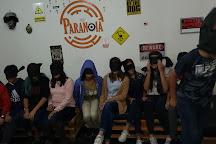 Paranoia Escape Room, Quito, Ecuador